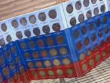Набор монет 10р биметалл 105 шт
